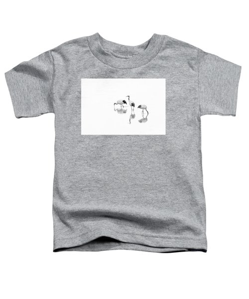 Threesome. Toddler T-Shirt