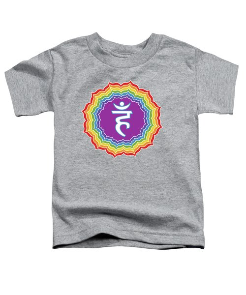 Throat Chakra Toddler T-Shirt