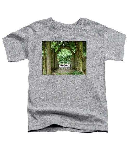 Through The Tuscan Gate Toddler T-Shirt