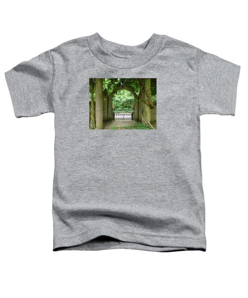 Through The Tuscan Gate Toddler T-Shirt