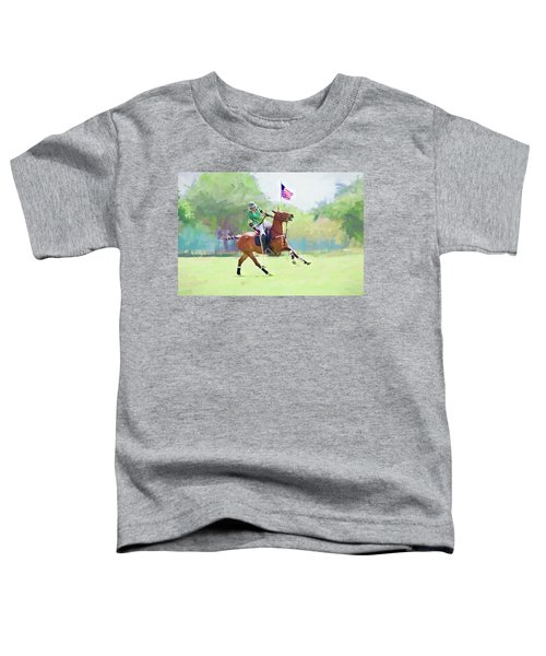 Throw In Toddler T-Shirt