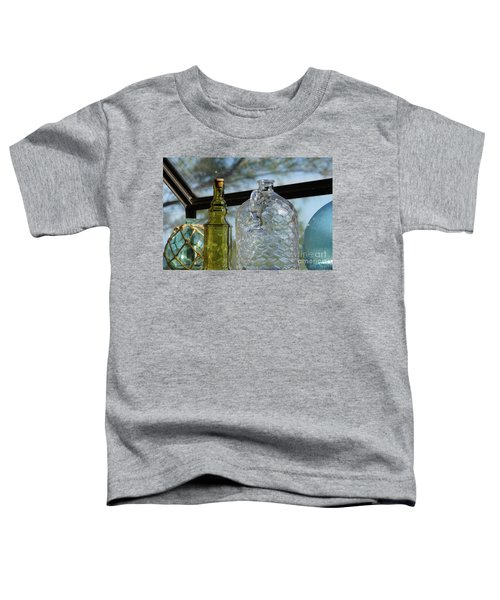 Thru The Looking Glass 2 Toddler T-Shirt by Megan Cohen