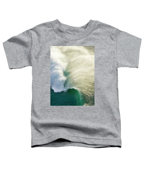 Thunder Curl Toddler T-Shirt