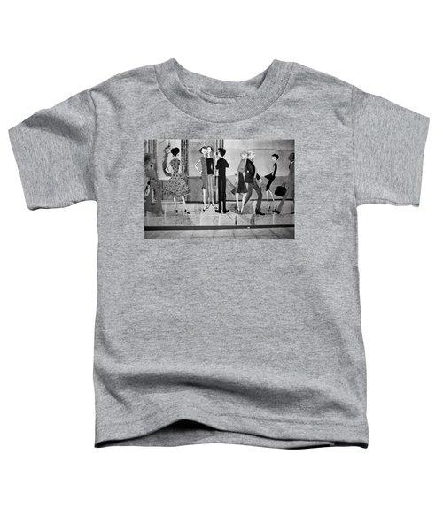 Tiffany Mural Toddler T-Shirt