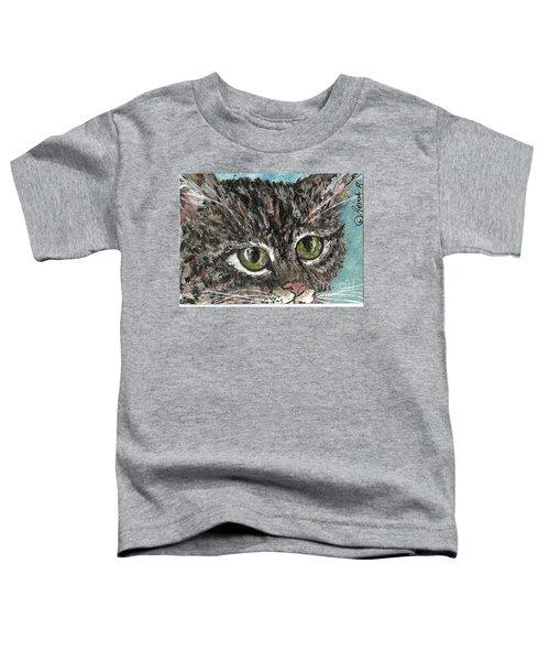 Tiger Cat Toddler T-Shirt
