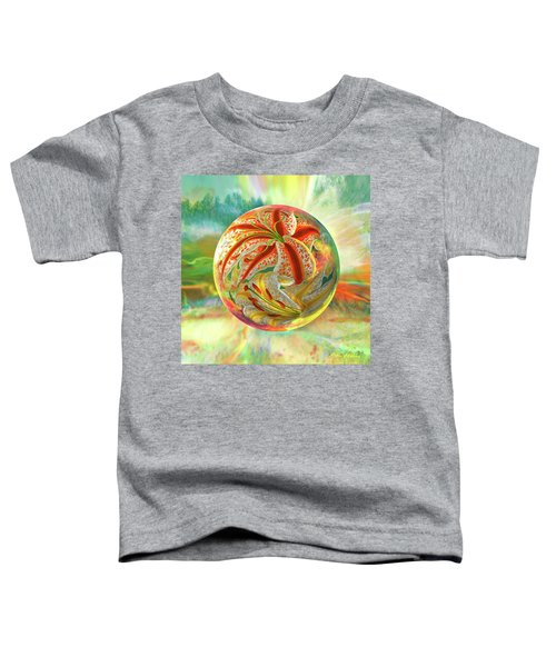 Tiger Lily Dream Toddler T-Shirt