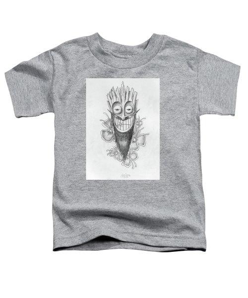 Tiki  Toddler T-Shirt