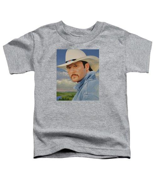 Tim Mcgraw Toddler T-Shirt