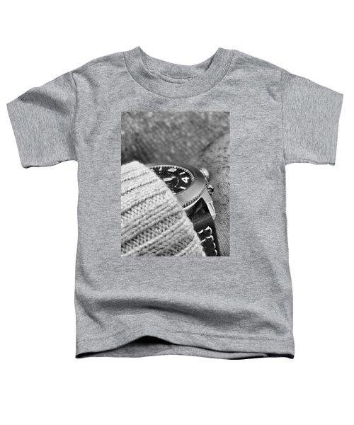 Time Machine Toddler T-Shirt