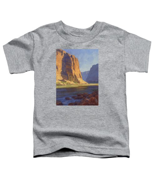 Time Stands Tall  Toddler T-Shirt