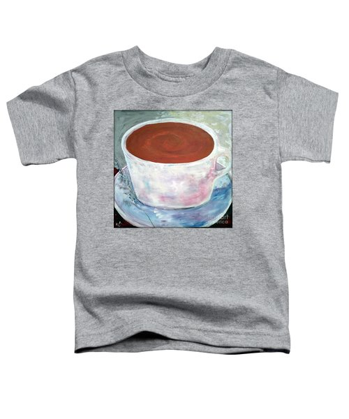 Time To Relax Toddler T-Shirt