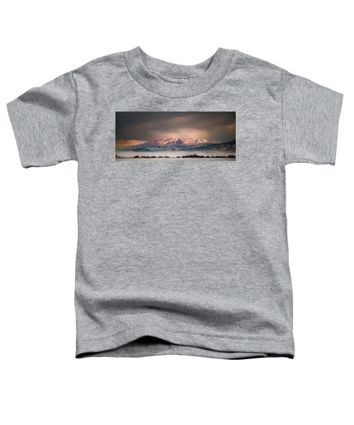 Timpanogos Rising Toddler T-Shirt