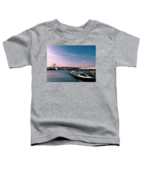 To The Space From Sea Toddler T-Shirt