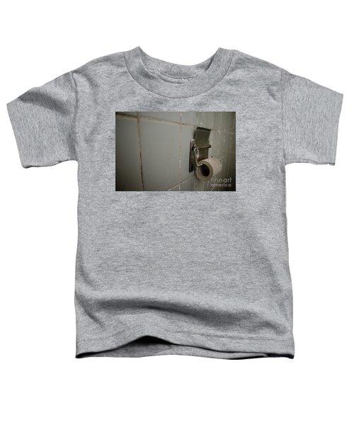 Toilet Paper Toddler T-Shirt