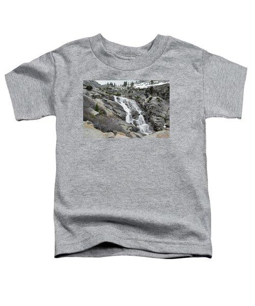 Tokopah Falls Toddler T-Shirt