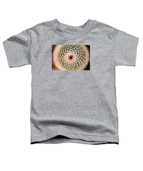 Top Of Cactus Toddler T-Shirt