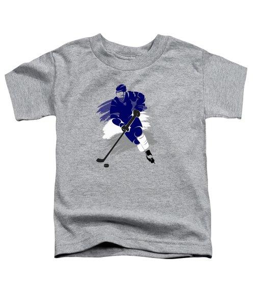 Toronto Maple Leafs Player Shirt Toddler T-Shirt