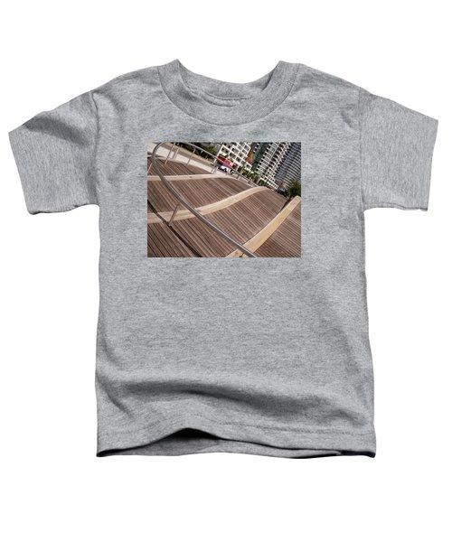 Toronto's Harbourfront Toddler T-Shirt