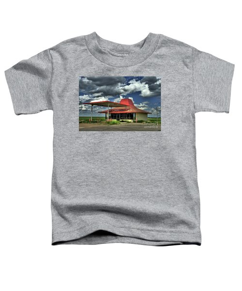 Totaled Toddler T-Shirt