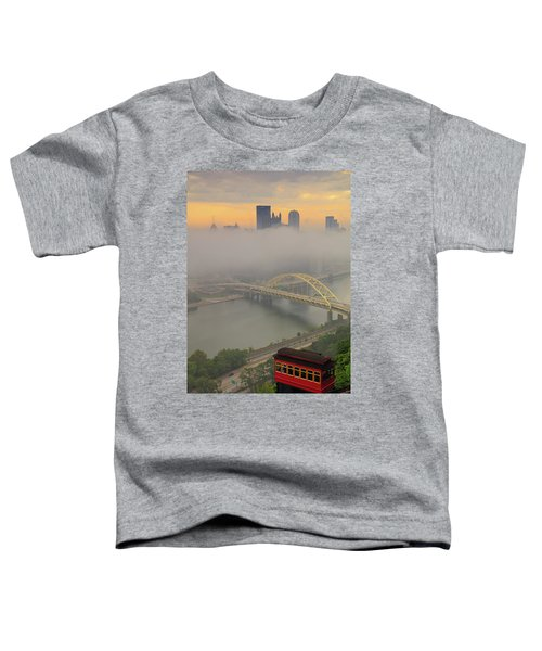 Touch Of Fog  Toddler T-Shirt