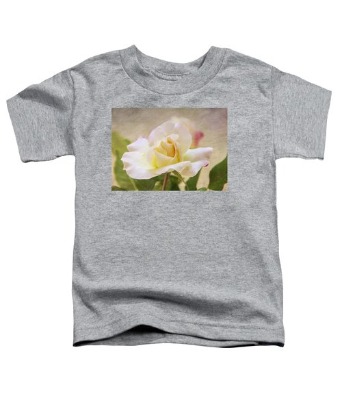 Touch Of Pink Toddler T-Shirt