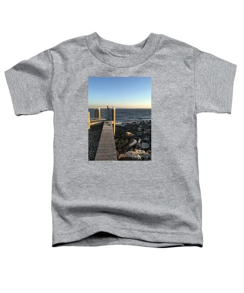 Towards The Bay Toddler T-Shirt
