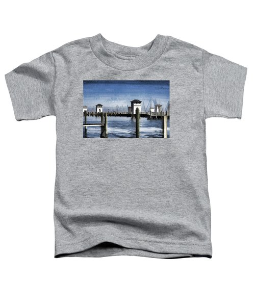 Towers And Masts Toddler T-Shirt