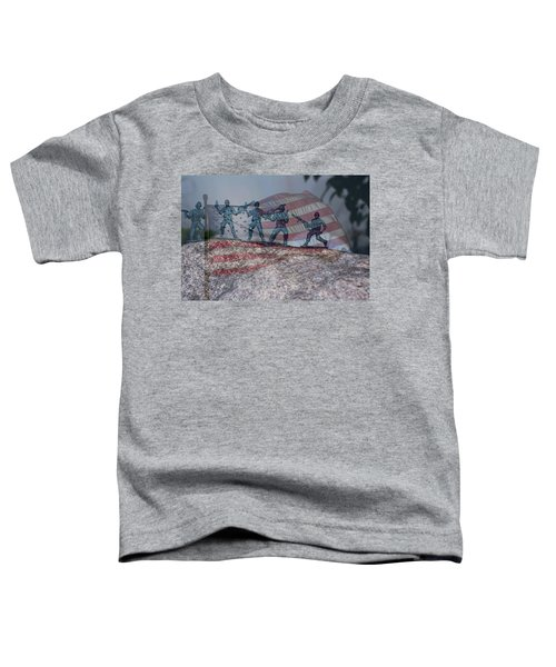 Toy Soldiers Toddler T-Shirt