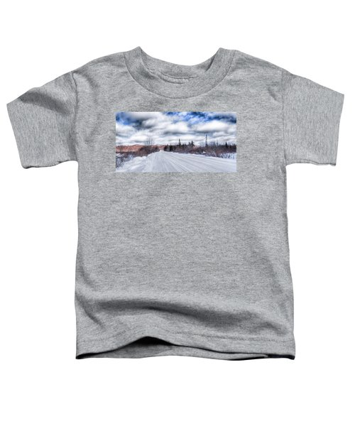 Trail One In Old Forge 2 Toddler T-Shirt