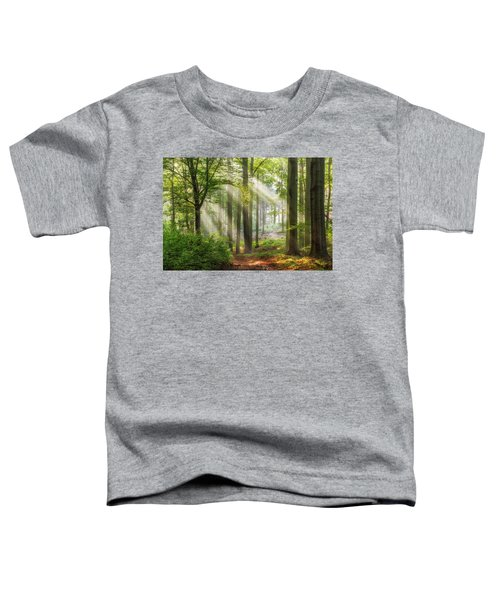 Trail To Relaxation Toddler T-Shirt