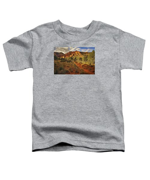 Trailing Along Txt Toddler T-Shirt