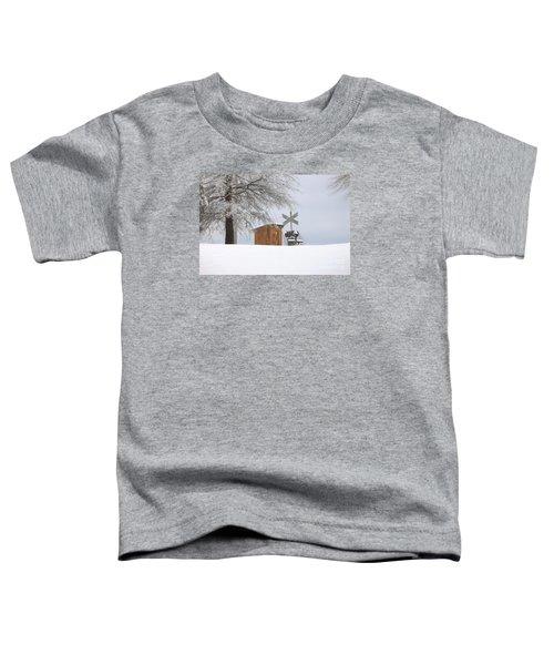 Railroad Rest Area Toddler T-Shirt
