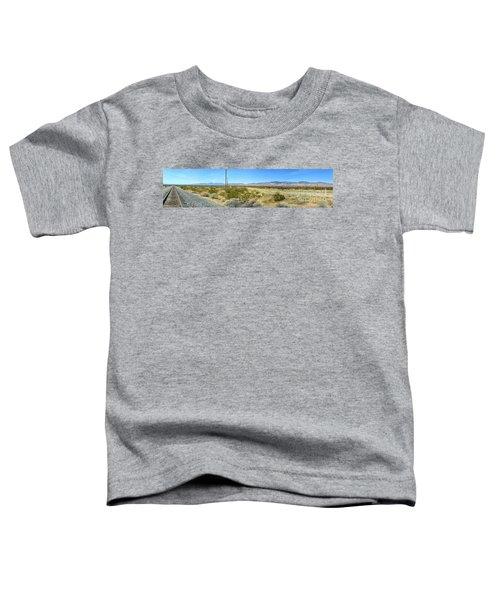 Train To Tehachapi Toddler T-Shirt