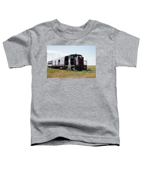 Train Tour Toddler T-Shirt