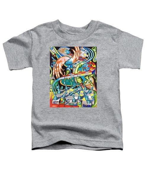 Transmutation Of Time, Reflex, And Observation Toddler T-Shirt