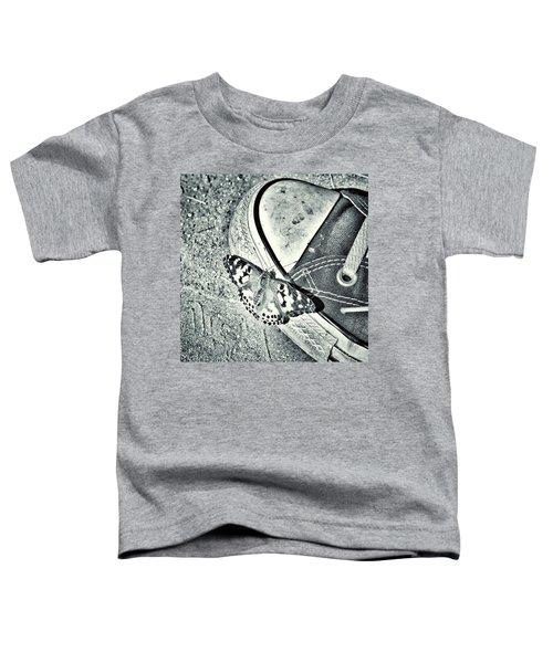 Tread Lightly  Toddler T-Shirt