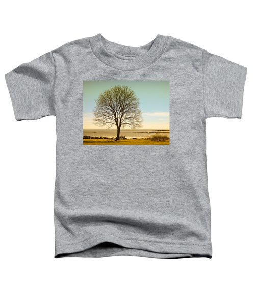 Tree At New Castle Common Toddler T-Shirt