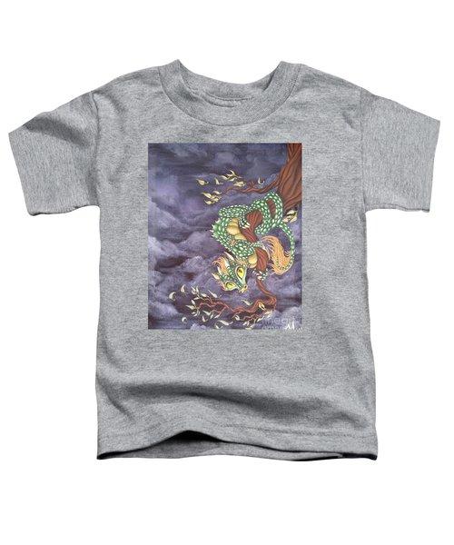 Tree Dragon Toddler T-Shirt