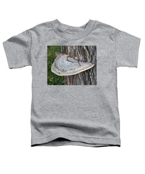 Tree Fungus Toddler T-Shirt