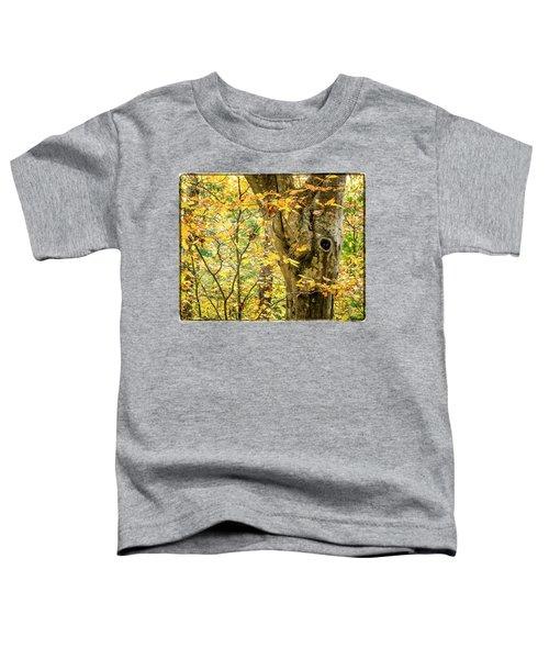 Tree Hollow Toddler T-Shirt