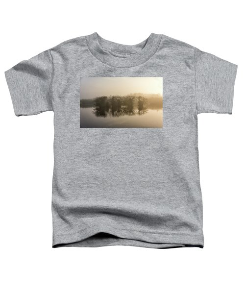 Tree Islands Toddler T-Shirt