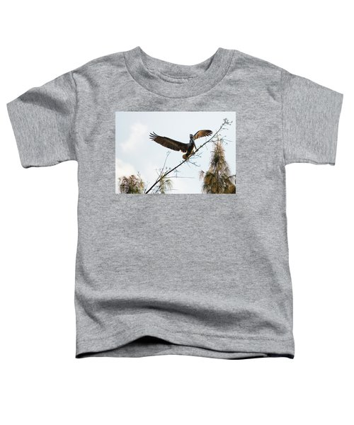 Tree Landing Toddler T-Shirt