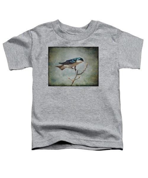 Tree Swallow Toddler T-Shirt