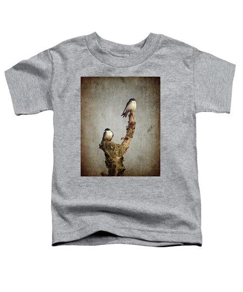 Tree Swallows Toddler T-Shirt