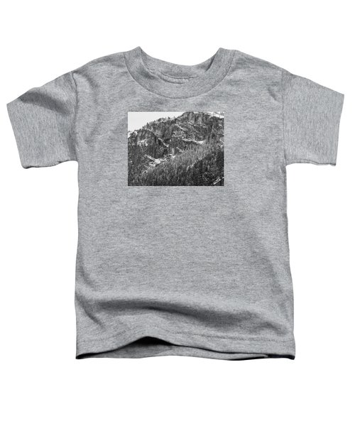 Toddler T-Shirt featuring the photograph Treefall by Lora Lee Chapman