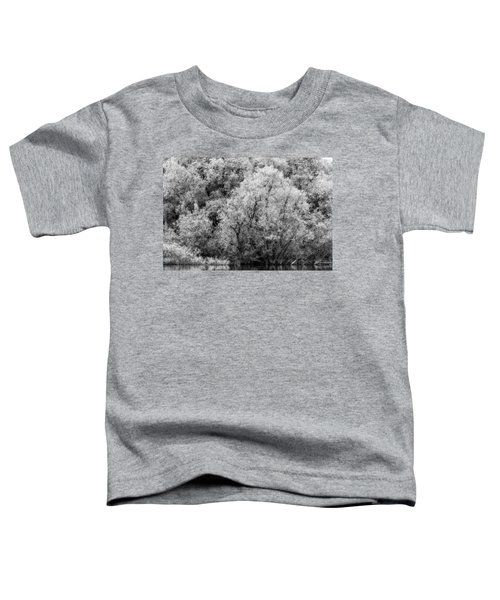 Trees On The River Toddler T-Shirt