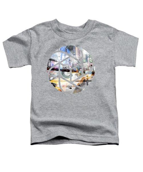 Trendy Design Nyc Geometric Mix No 9 Toddler T-Shirt