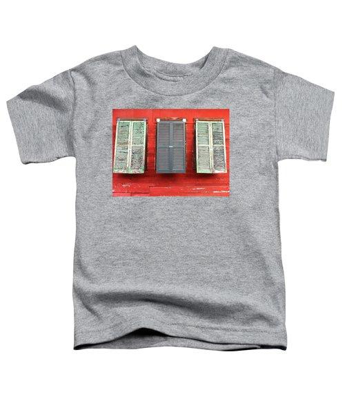 Tres Persianas Toddler T-Shirt