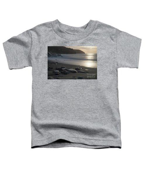 Photographs Of Cornwall Trevellas Cove Cornwall Toddler T-Shirt