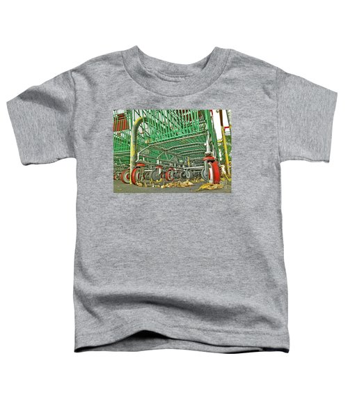 Trolley Convoy Toddler T-Shirt